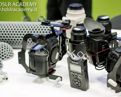 Corso montaggio video e riprese con reflex 4K