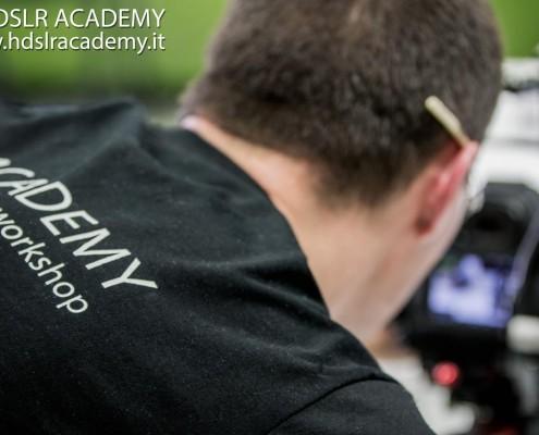 Corso riprese e montaggio video con reflex Canon e Sony in 4K