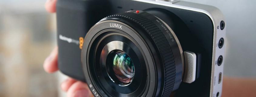Black Magic Pocket Camera in offerta