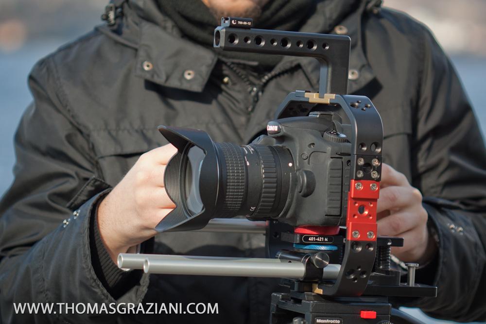 Chrosziel Cage Review - Reflex HD-DSLR video