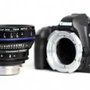 Giuste lenti per reflex video - Regia digitale