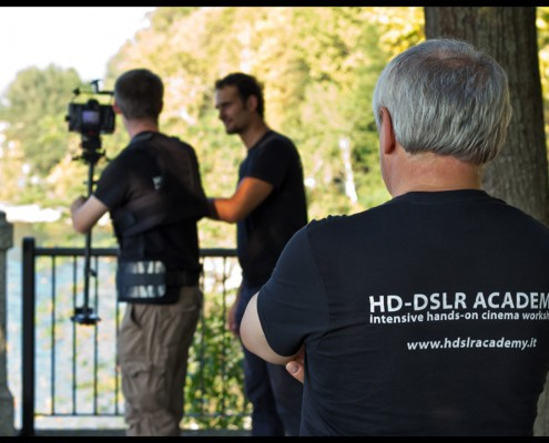 Corso HD-DSLR Academy - Reflex Video Tutorial Corso - 1