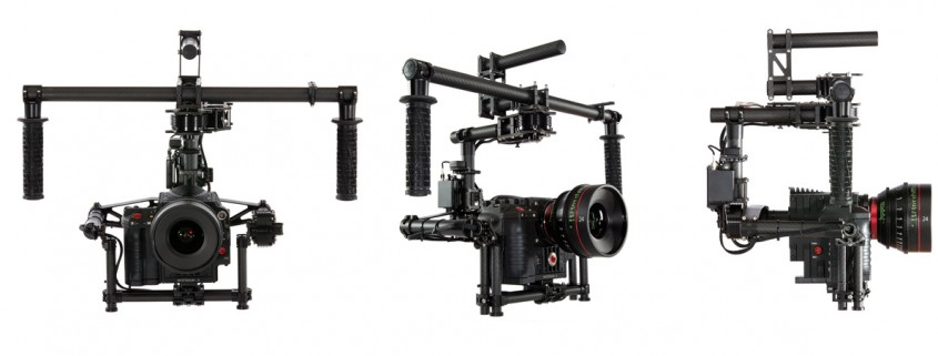 Freefly Movi 3-Axis Brushless Gimbal