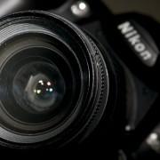 Lenti per macchina fotografica professionale