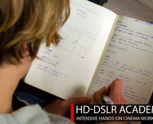 Corso di regia video per filmmaker e fotografi che usano reflex e mirrorless