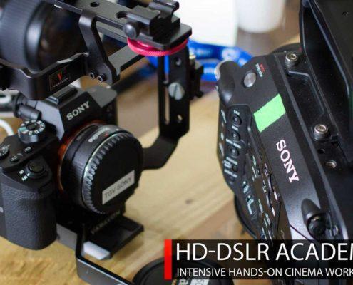 HD-DSLR Academy - Corso di produzione video con reflex e telecamere